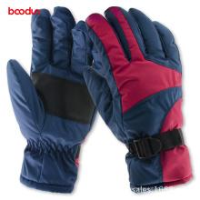 2016 neue Stil OEM Fashion Style Männer Hand Sport Ski Handschuhe