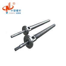 best quality extruder screw barrel for blowing film machine from China