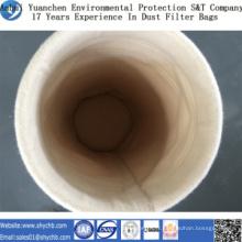 L'eau de filtre perforée par aiguille non-tissée et filtre oléofuge de filtre de la poussière d'Aramid pour l'industrie
