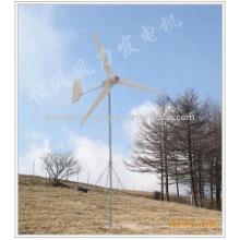 маленький домашний ветряк мощность турбины генератор 300W, зеленый энергии, установки легко
