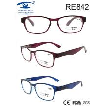 2017 Óculos de leitura de alta qualidade para homens masculinos (RE842)