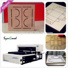 SG1218 Syngood 400w Co2 Machine à découper en carton à cartouche laser