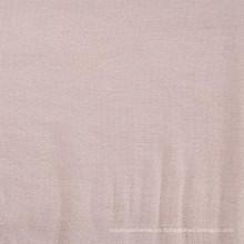 97% Rayón + 3% tela de lino de tela lisa como tela