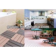 Portable outdoor wpc diy floor covering best price