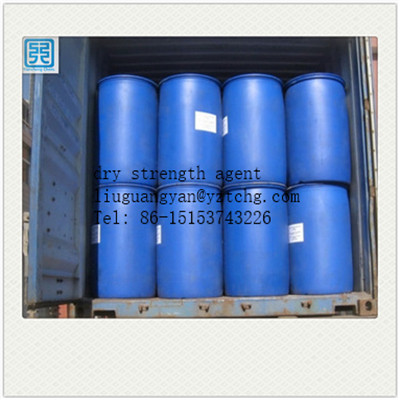 pulip chemical dry strength agent