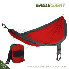 OEM Camping Nylon Hammock (with Straps on Pouch)