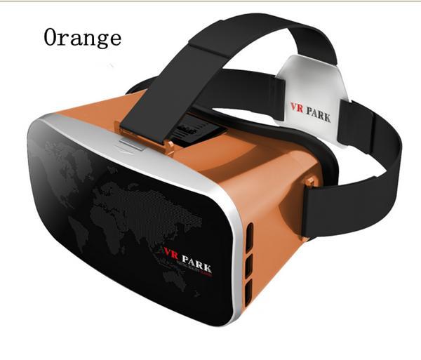 V3 VR Headset 3D Glasses
