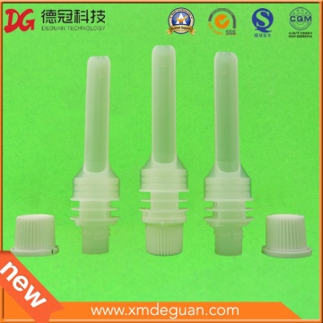 Hard Drinking Long Plastic Straw for Spout Bag