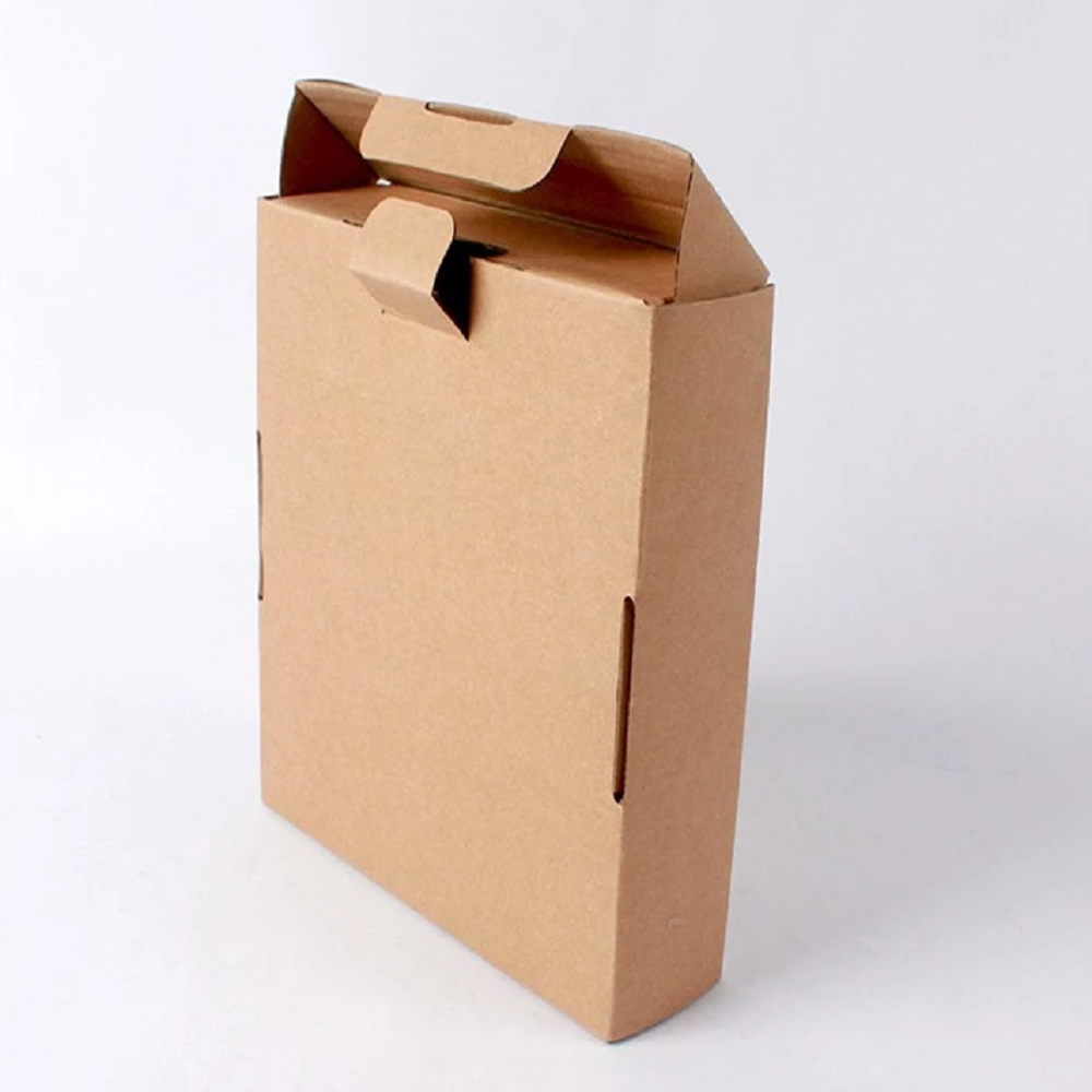 Recycle carton box packaging box corrugated shipping box SHOW