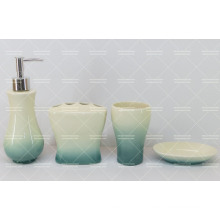 Two Colors Bathroom Set