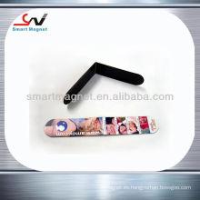 Alta calidad de encargo publicidad barata promocional imán de nevera regalo