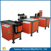 Modern Style 440V Shearing 50Hz Processing 12Mm Thickness Busbar Machine