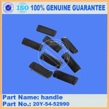 PC130-7 HANDLE 2OY-54-52990