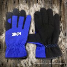 Gant de travail Gant-mécanicien-Gant de sécurité-Gant industriel-Gant de protection-Gant-bon marché