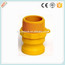Camlock Nylon coupling type F, cam lock fittings, quick coupling China manufacture