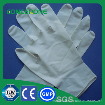 Non-Sterile Latex Powder or Powder Free Gloves