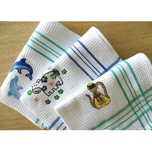 Waffle  Towel for Car and Housework