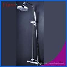 Fyeer Fashion Design Sistema Solar Termostatico Rainfall Shower Faucet