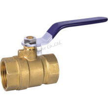 Brass Gas Control Ball Valve with Factory Price (YD-1026)