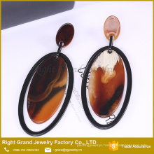 2017 Trendy European Charm Earring Unique Earring Factory China Acrylic Stud Earring