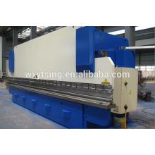 Passado CE e ISO YTSING-YD-7100 máquina de dobra hidráulica de controle automático