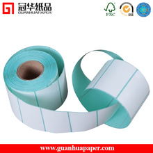 Direct Thermal Label Roll and Thermal Transfer Label Roll