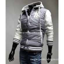 Man's Cotton-Padded Jacket, Winter Jacket