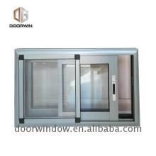 Aluminum profile window corner aluminium sliding mesh