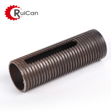 the cnc machining steel pipe bolts and nuts