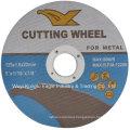 En12413 Resin Abrasive Cutting Discs for Metal