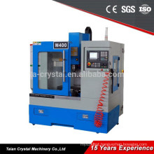 High speed machine center cnc milling machine for sale M400