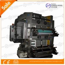 CH Series 4 Color Flexographic Letterpress Printing Machine