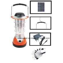 Lanterne à lumière extérieure rechargeable USB 42LED (CL-1008)
