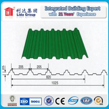 Profiled Steel (LD-PS002MIC)