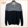 Fashion Winter Pattern Knitwear Sample Sweaters For Men