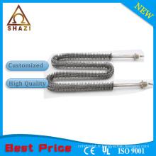 Chauffage tubulaire haute température