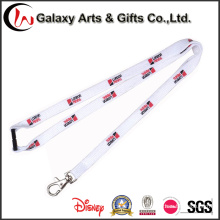 Custom Polyester Lanyard with Safety Buckle