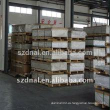 Hoja de aluminio precio del rodillo 6061 T6