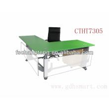 Elbasan & Shkoder & Fier Table de bureau réglable en hauteur en L par manuel