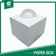 2015 Newly Design Custom Printed Cake Boxes