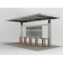 TCP-20 outdoor bicycle shelters for sale