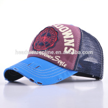cheap trucker hat and cap with embroidery LOGO