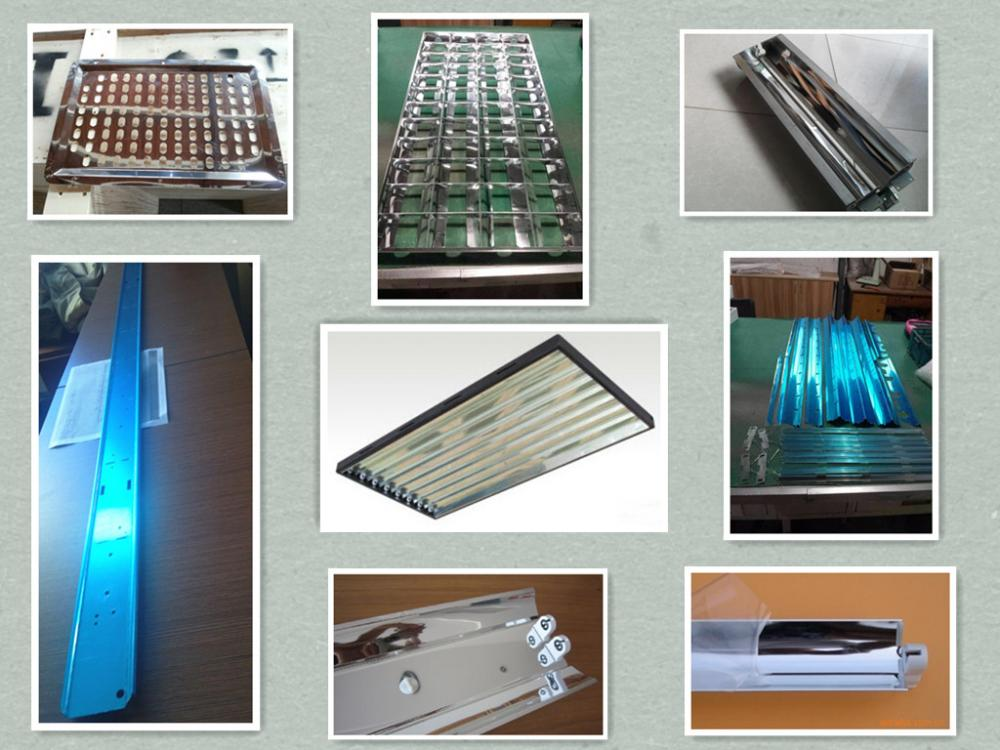 fluorescent light reflector kit