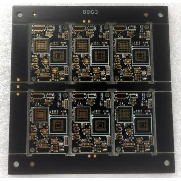 6 layer heavy copper PCB with ENEPIG  surface finishing