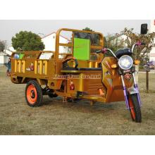 Грузовой электрический трехколесный велосипед, трехколесный грузовой транспорт