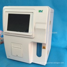 MSLAB07Plus-i 3-part blood analysis system auto hematology analyzer, cbc analyzer, auto hematology blood analyzer 22parameters