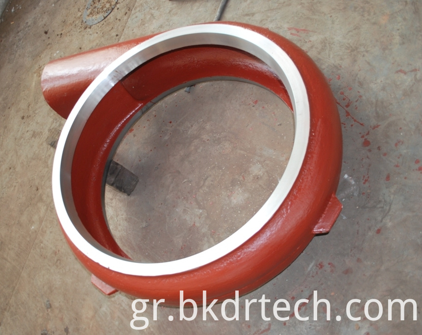 Slurry pump sheath