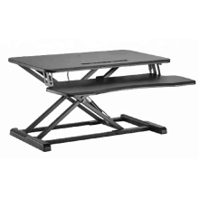 Adjustable Convert Desk To Standing Computer Station