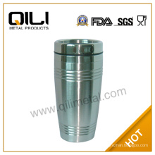 stainless steel double wall tumbler mug