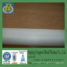 Maille en fibre de verre à écran mous / moustiquaire en fibre de verre / maillage en fibre de verre
